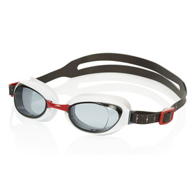 speedo Aquapure Goggle USA Red/Smoke